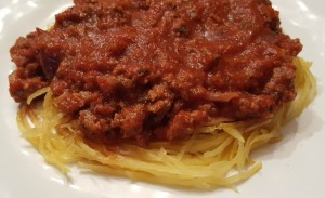 Savory Paleo Spaghetti Sauce