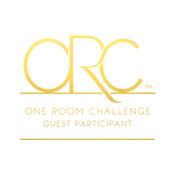 One Room Challenge – Farmhouse Master Bedroom (Week 4)