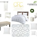 Farmhouse Master Bedroom – One Room Challenge (Week 3)