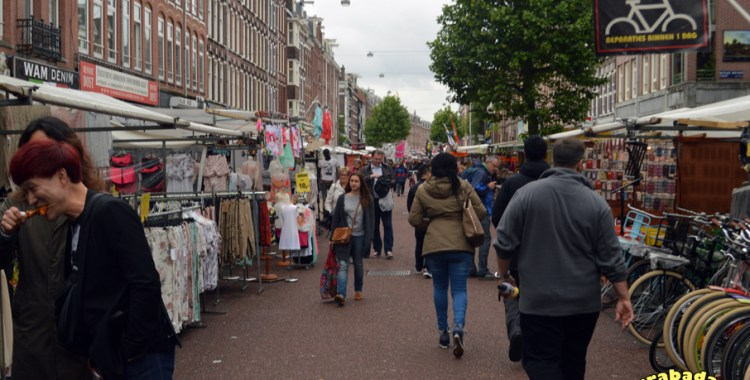 Amsterdam, o retorno é sempre melhor!