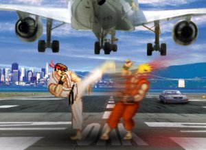 retro fight   street fighter   by retronoobpng Videojocs on life