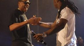 Jay-Z won't respond to Lil Wayne's diss