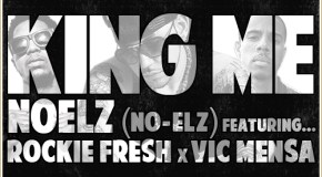 Noelz – King Me f. Rockie Fresh & Vic Mensa