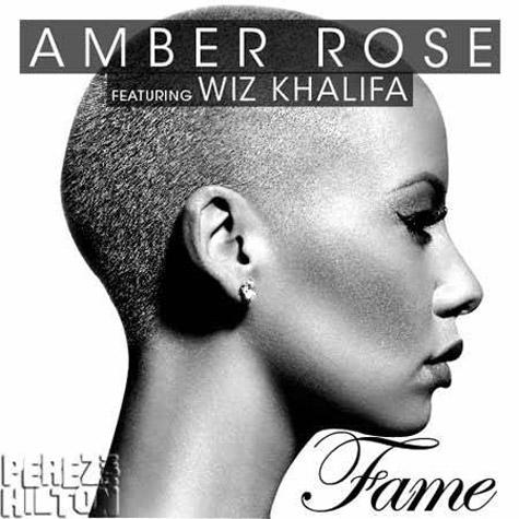 amber rose fame