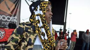 ASAP Rocky Slaps Female Fan After Show in Australia [Video]