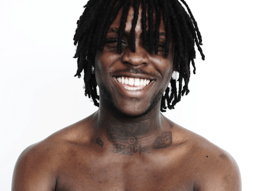 chief keef smile