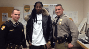 2 Chainz Arrested For Possession of Marijuana