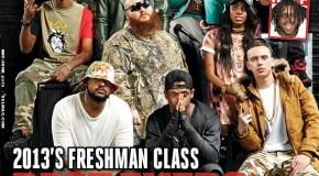 XXL Reveals Freshmen 2013 Class Cover