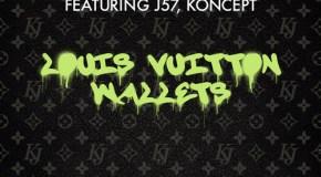 DJ Rhettmatic –Louis Vuitton Wallets f. J57 & Koncept (Video)