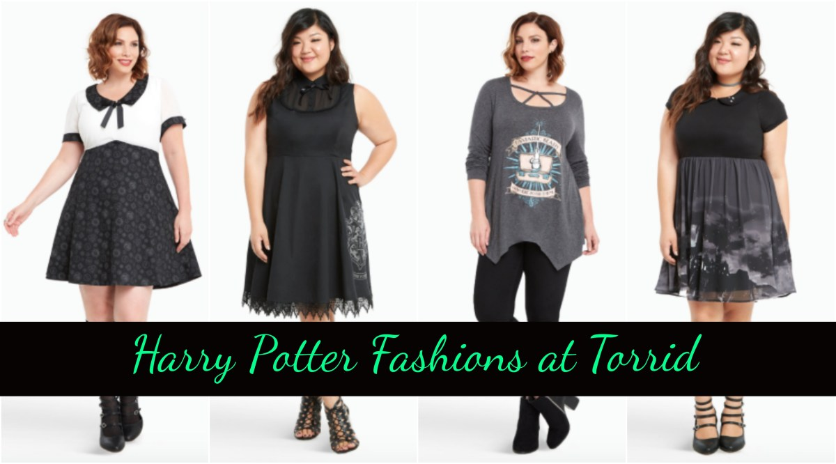 Torrid + Harry Potter = LOVE!