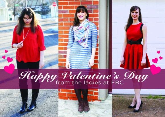 Happy Valentine's Day from the ladies at FBC