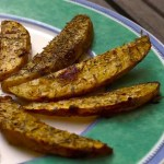 Potatoes maison (frites sans friture)