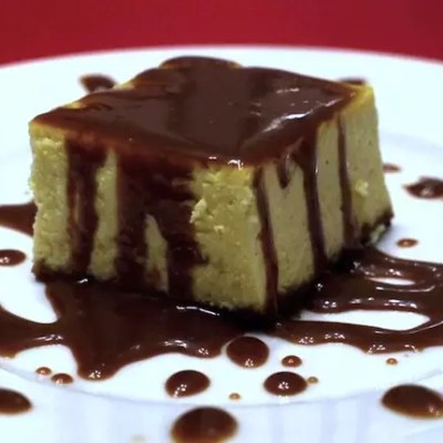 Philadelphia Cheesecake & Sauce Carambars
