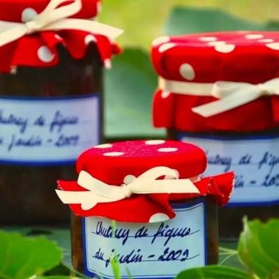 Chutney de figues au cumin & Compote de figues à la cannelle