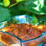 Compote de figues à la cannelle