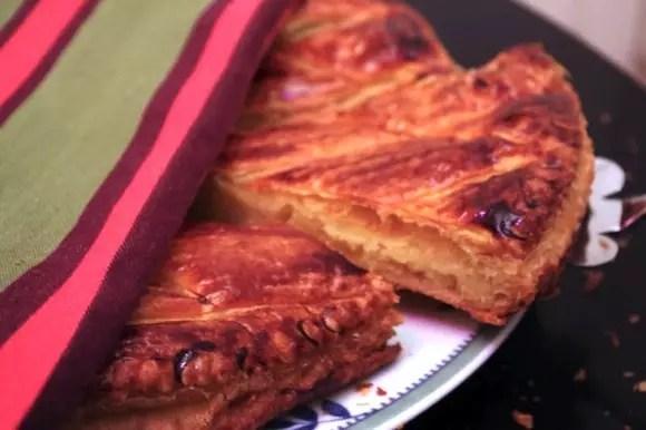 galette des rois frangipane recette