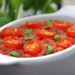 Pappa al pomodoro (soupe toscane au pain et à la tomate)