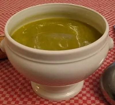 La vraie soupe aux légumes de ma grand-mère