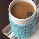 Chaï latte ou massala chaï (thé au lait épicé)