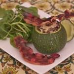 courgettes farcies quinoa chevre pancetta 150x150 Index des recettes