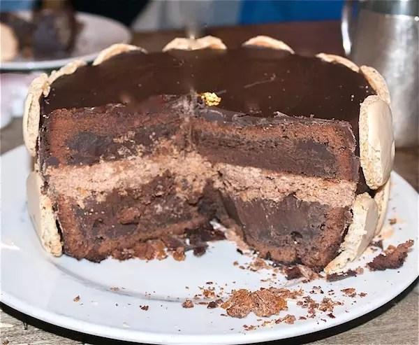 Cake Au Potimarron Et Chocolat