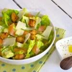 Salade Cesar saumon 150x150 Index des recettes