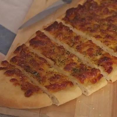 Pizza bianca  & pizza blanche [Résultats du concours inside]