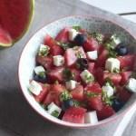 salade pasteque feta 150x150 Index des recettes
