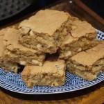 blondies chocolat blanc brownies 150x150 Index des recettes