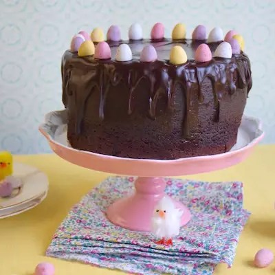 Mud Cake de Pâques