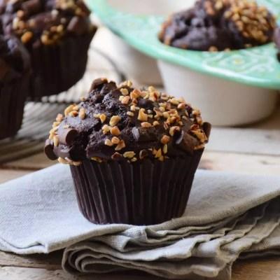 Perfect Starbucks chocolate muffins
