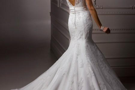 amazing mermaid wedding dresses 2013 8