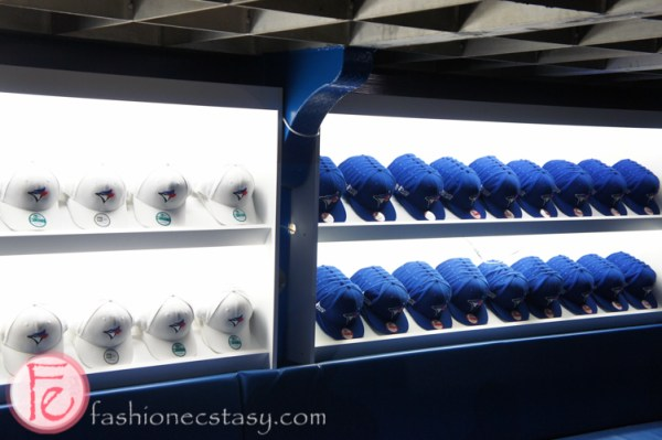custom-made New Era Blue Jays Caps for Curve Ball 2013