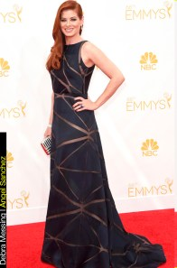 Emmy Awards 2014 Looks Debra Messing