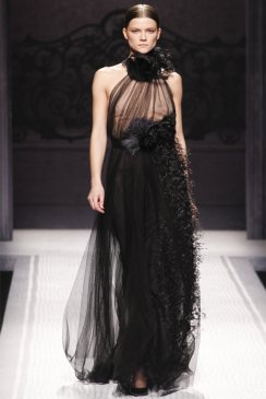 Alberta Ferretti Fall 2012 | Milan Fashion Week