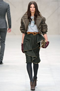 Burberry Fall 2012 | London Fashion Week