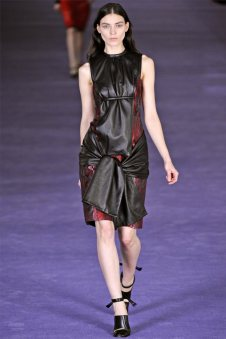 Christopher Kane Fall 2012 | London Fashion Week