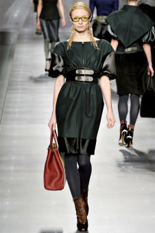 Fendi Fall 2012 | Milan Fashion Week