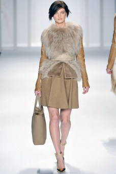 J. Mendel Fall 2012 | New York Fashion Week