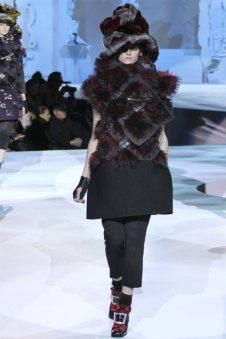 Marc Jacobs Fall 2012 | New York Fashion Week