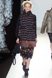 Mulberry Fall 2012 | London Fashion Week