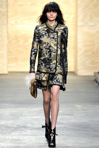 Proenza Schouler Fall 2012 | New York Fashion Week