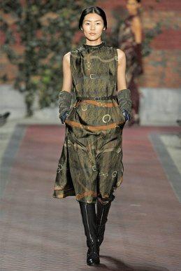 Tommy Hilfiger Fall 2012   New York Fashion Week