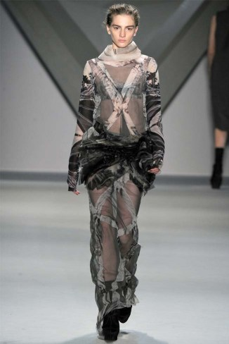Vera Wang Fall 2012 | New York Fashion Week