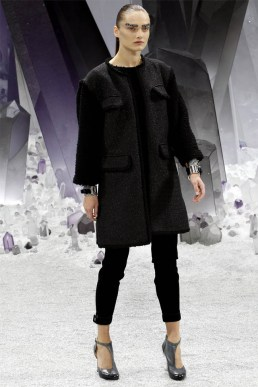 Chanel Fall 2012 | Paris Fashion Week