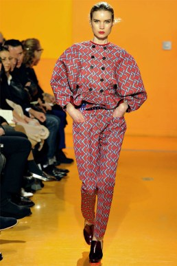 Kenzo Fall 2012 | Paris Fashion Week