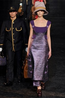 Louis Vuitton Fall 2012 | Paris Fashion Week