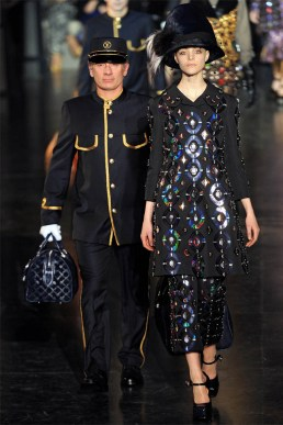 Louis Vuitton Fall 2012 | Paris Fashion Week