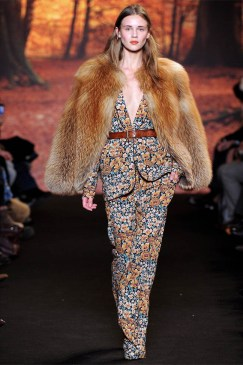Paul & Joe Fall 2012 | Paris Fashion Week