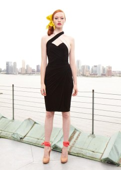 Paule Kas Resort 2013 Collection is New York Inspired